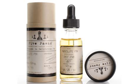 """Five Pawns"" - ""Absolute Pin"" (TPA)"