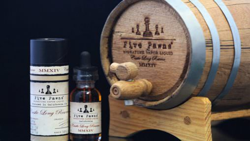 """Five Pawns"" - ""Castle Long Reserve"" (TPA)"