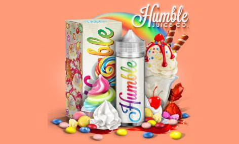 """Humble Juice Co."" – ""Vape the Rainbow"" (TPA)"
