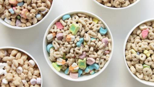 Lucky Leprechaun Cereal (TPA)
