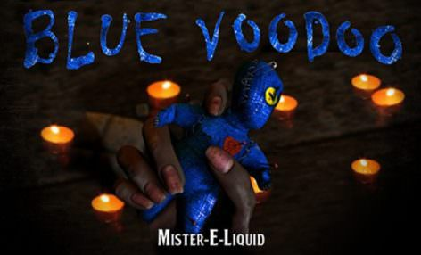 """Mister-E-Liquid"" – ""Blue Voodoo"" (TPA) mini version"