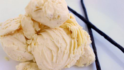 Vanilla Bean Ice Cream (CAP)