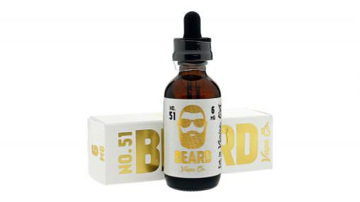 """Beard Vape Co."" - ""No.51"" (TPA)"
