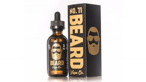 """Beard Vape Co."" - ""No.71"" (TPA+CAP)"