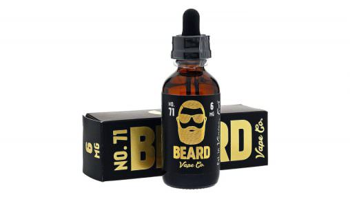 """Beard Vape Co."" - ""No.71"" (TPA+CAP) ver.2"