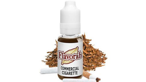Commercial Cigarette (FLV)