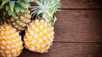 Pineapple (Natural) (FW)