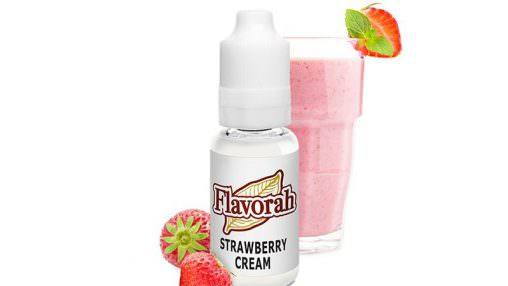 Strawberry Cream (FLV)