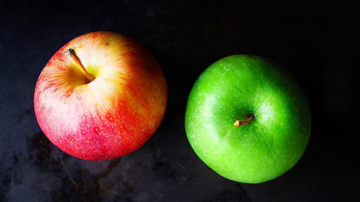 Two Apples (INW)