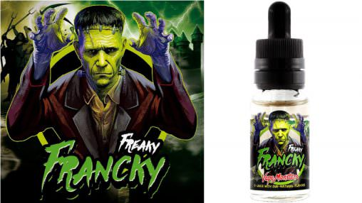 """Vape Monsters"" - ""Freaky Francky"" (CAP)"