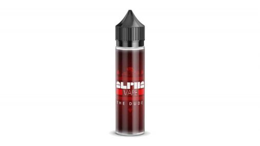 """Alpha Vape"" - ""The Dude"" (TPA)"