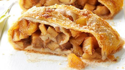 """Apple Cinnamon Strudel"" (WF)"