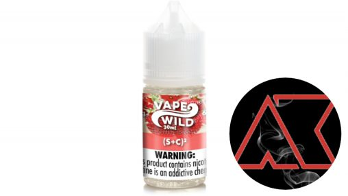"""ArturKam Vape"" - ""Vape Wild - (S+C)2 Strawberries and Cream"" (TPA) + Видео"