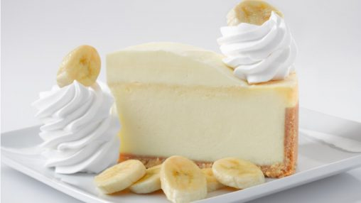 """Banana Cheesecake"" (TPA+CAP)"