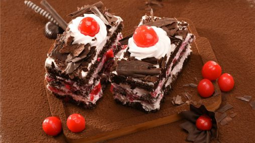 """Black Forest Pastry"" (WF)"
