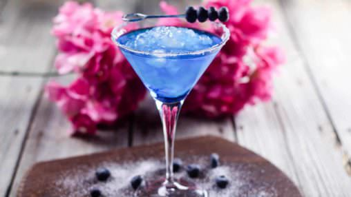 """Blueberry Coconut Rum"" (INW+FA)"