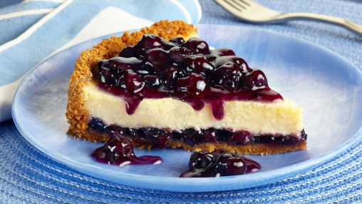 """Blueberry Cream Pie"" (FLV)"