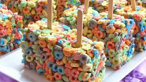 """Breakfast Froot Loops with a Twist"" (TPA+CAP)"