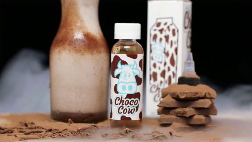 """Brewell Vapory"" - ""Choco Cow"" - ""Chocolate Milk"" (TPA)"