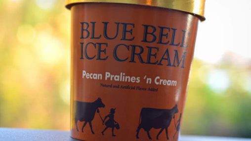 Butter Pecan Praline Ice Cream (PUR)