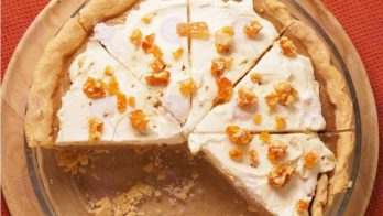 Butterscotch Cream Pie (WF)