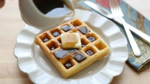 """Buttery Maple Waffles"" (TPA)"