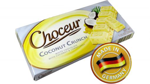 """""""Choceur White Chocolate Coconut Crunch"""" (TPA+INW+FLV+FW)"""