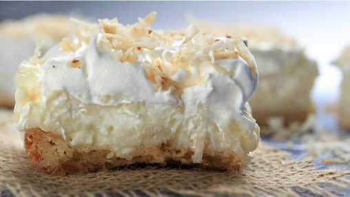 """Coconut Cream Pie"" (TPA+CAP+FA)"
