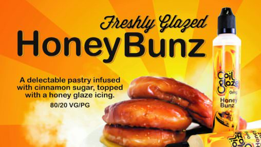 """Coil Glaze"" - ""Honey Bunz"" (CAP+FA)"