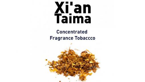 Concentrated fragrance tobacco (XAT)