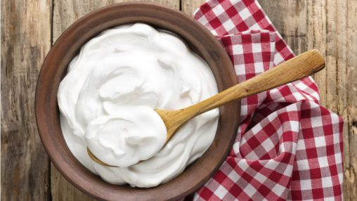 """Creamy Greek Yogurt Base"" (FA+FLV)"
