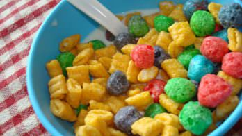 """Crunch Berry Cereal"" (TPA+HS)"