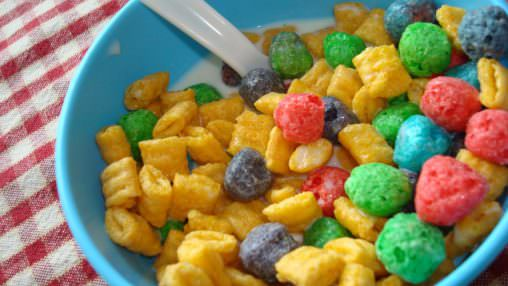 """""""Crunch Berry Cereal"""" (TPA+HS)"""