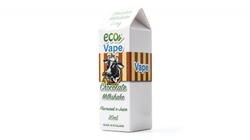 """Eco Vape"" - ""Chocolate Milkshake"" (TPA)"