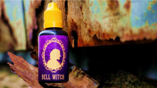 """Flagship Vapor Co"" - ""Urban Legends"" - ""Bell Witch"" (TPA+CAP+FW+LA)"