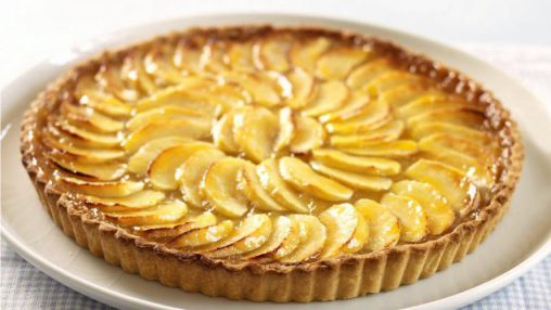 """French Apple Tart"" (TPA+CAP+FA)"