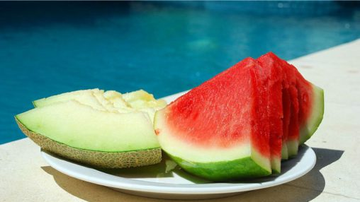 """Fresh Melon Blast"" (CAP)"