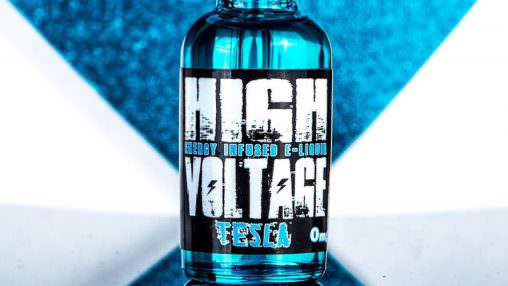 """High Voltage Vaporz"" - ""Tesla"" (CAP+FA+INW)"