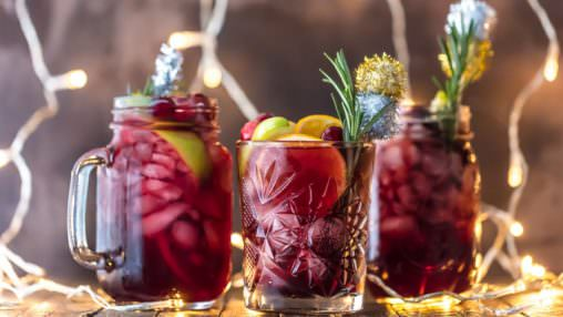 """Holiday Sangria"" (FLV)"