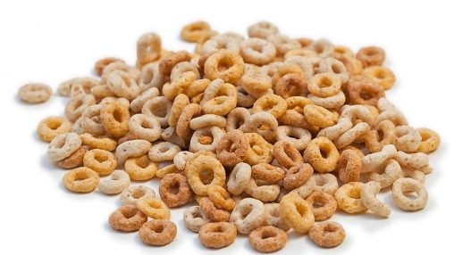 Honey Circles Cereal (TPA)