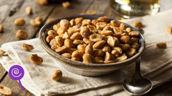 Honey Roasted Peanuts (WF)