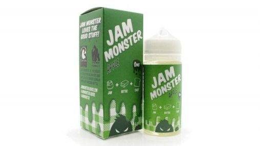 """Jam Monster"" - ""Apple"" (TPA+CAP)"