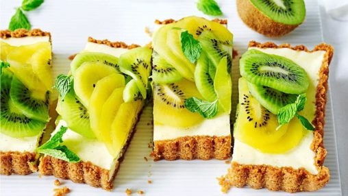 """Kiwi Cheesecake"" (TPA+FA)"