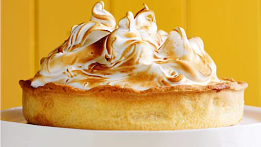 """Lemon Meringue Pie"" (TPA+CAP+FA)"