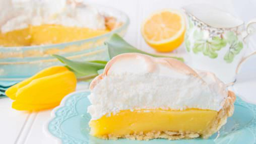 """Lemon Tart Pie"" (FLV)"