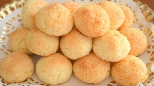 """Milk and Coconut Honey Cookies"" (FLV)"