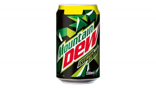 """Mountain Dew - Citrus Blast"" (TPA+CAP)"