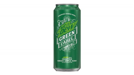 """Mountain Dew - Green Label"" (TPA+CAP)"