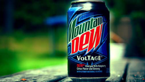 """Mountain Dew Voltage"" (TPA)"