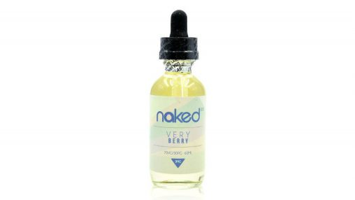 """""""Naked 100"""" - """"Very Berry"""" (CAP+TPA)"""